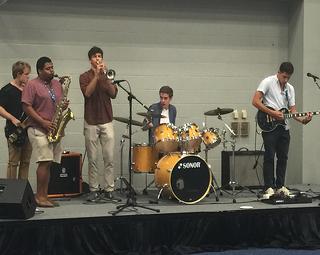 Jazz at NIWeek 2015