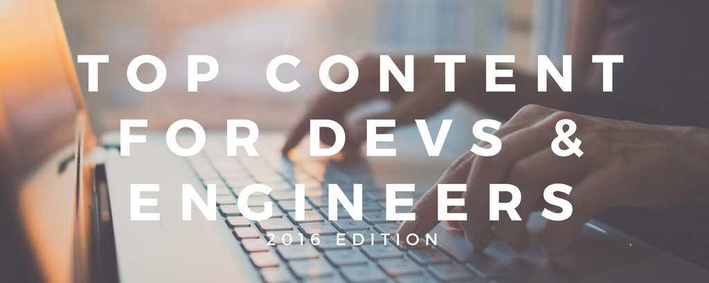 Whitepapers, eBooks, blog posts, eLearning videos, tutorials, and on-demand webinars - oh my! We know your time is valuable, so we took it upon ourselves to crunch some numbers and curate this collection of our most viewed content for 2016 for you! Drumroll please...