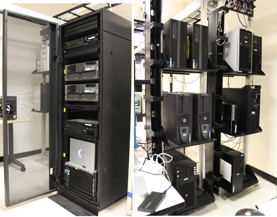 Enterprise OS Targets in RTI Lab