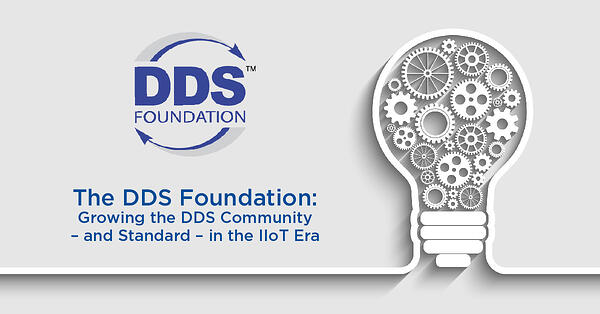 DDS in IIoT Systems