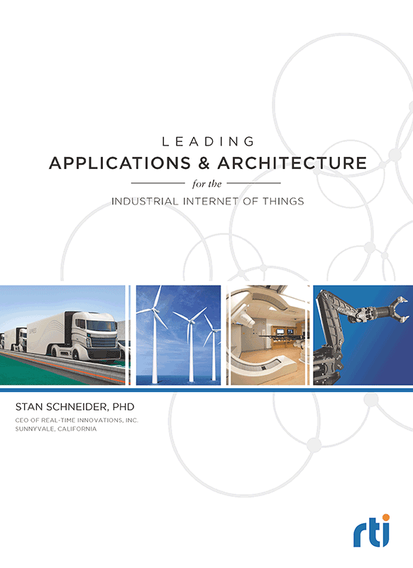 Cover of Leading Applications and Architecture for the IIoT