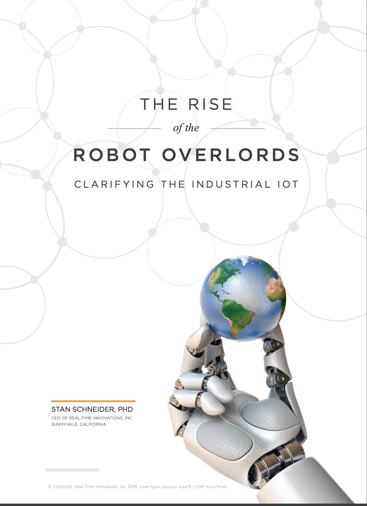 Clarifying the Industrial IoT eBook Cover