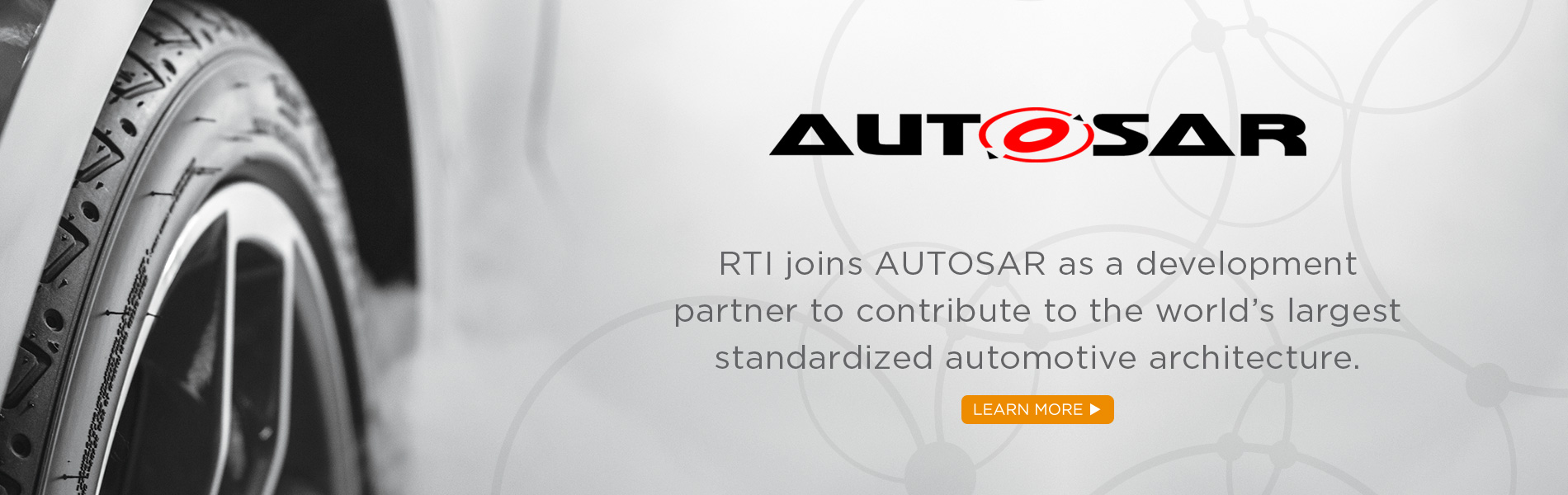 RTI joins AUTOSAR as a development partner