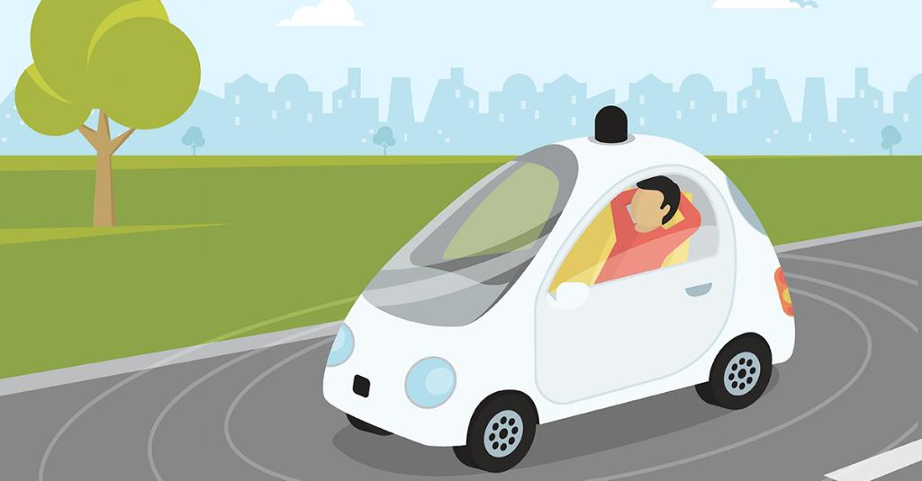 autonomous cars system