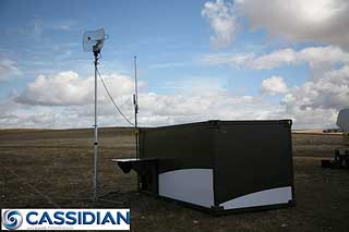 Cassidian next-generation Ground Control Station (GCS)