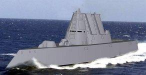 DDG 1000 Zumwalt Class Destroyer