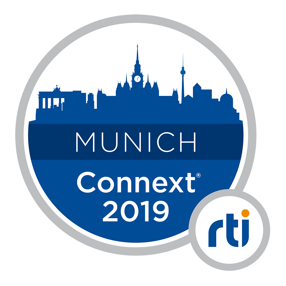 Munich Connext Conference May 21 - 22, 2019 | RTI