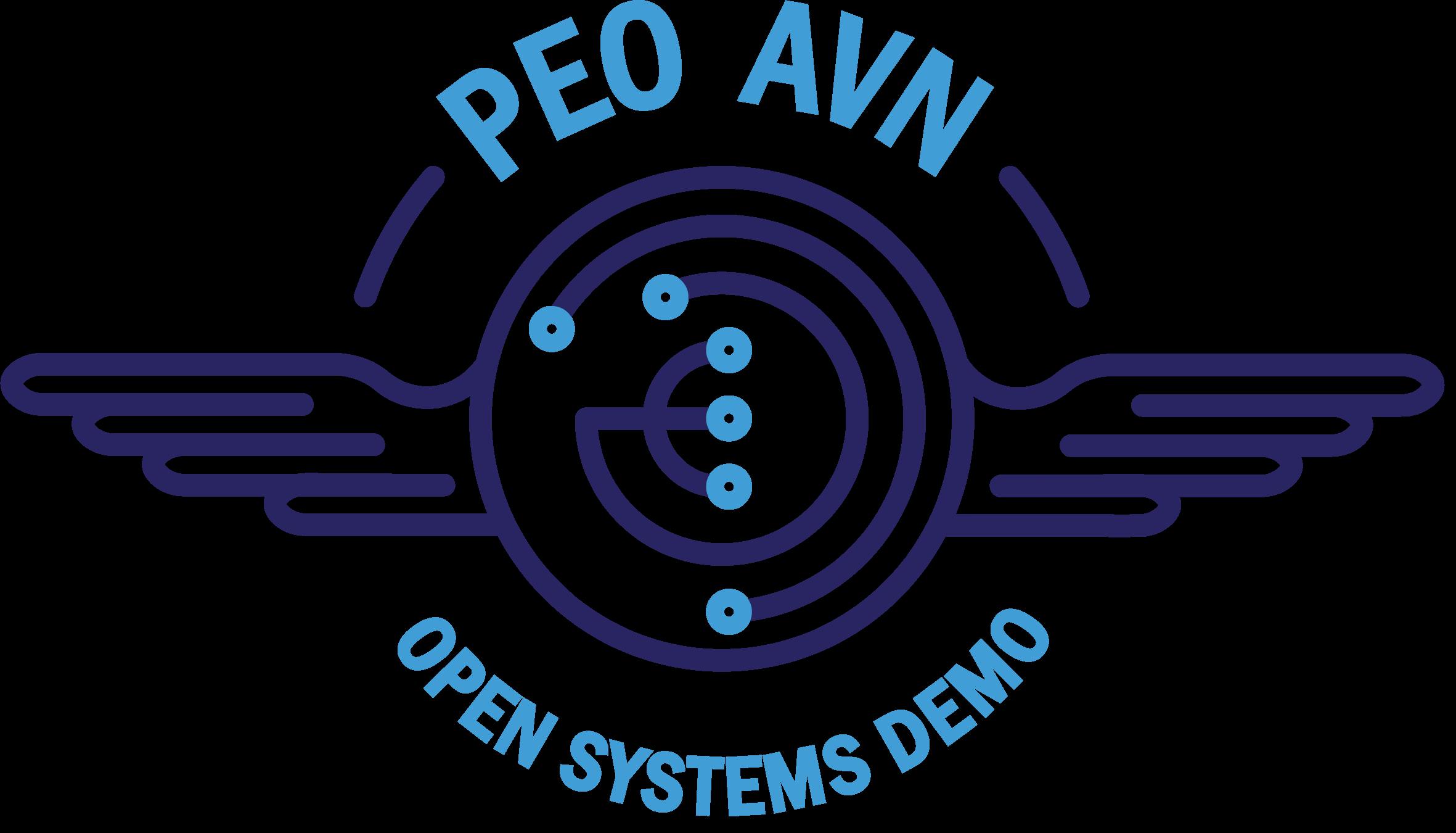 PEO AVN Open Systems Demo Transparent Dark